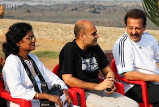 Photo: Baba Siddiqe & Aasif Zakaria