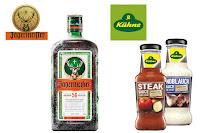 Angebot für Jägermeister und Kühne für meisterhafte Grillabende im Supermarkt - Kühne