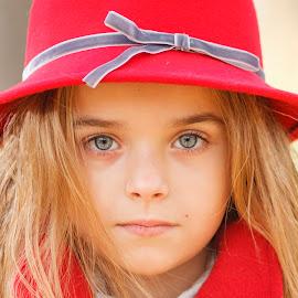 iva by Anna Anastasova - Babies & Children Child Portraits ( child, children portrait, autumn, child photography, children, portrait )