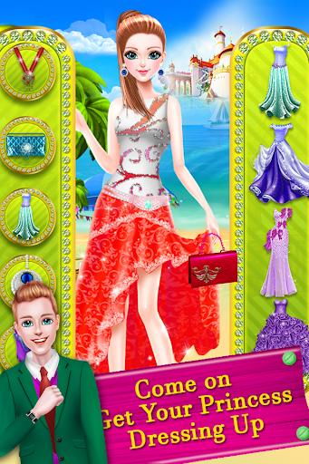 玩免費休閒APP 下載王女新婚旅行の女の子のゲーム app不用錢 硬是要APP
