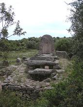Photo: 014 Tomba Di Gianti Coddu Vecchiu