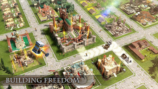 Rise of Empire v1.250.111 APK Data Obb Full