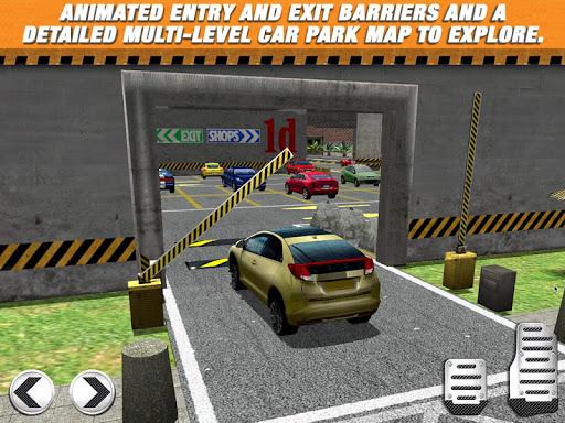 Multi Level Car Parking Game 2  screenshots 9