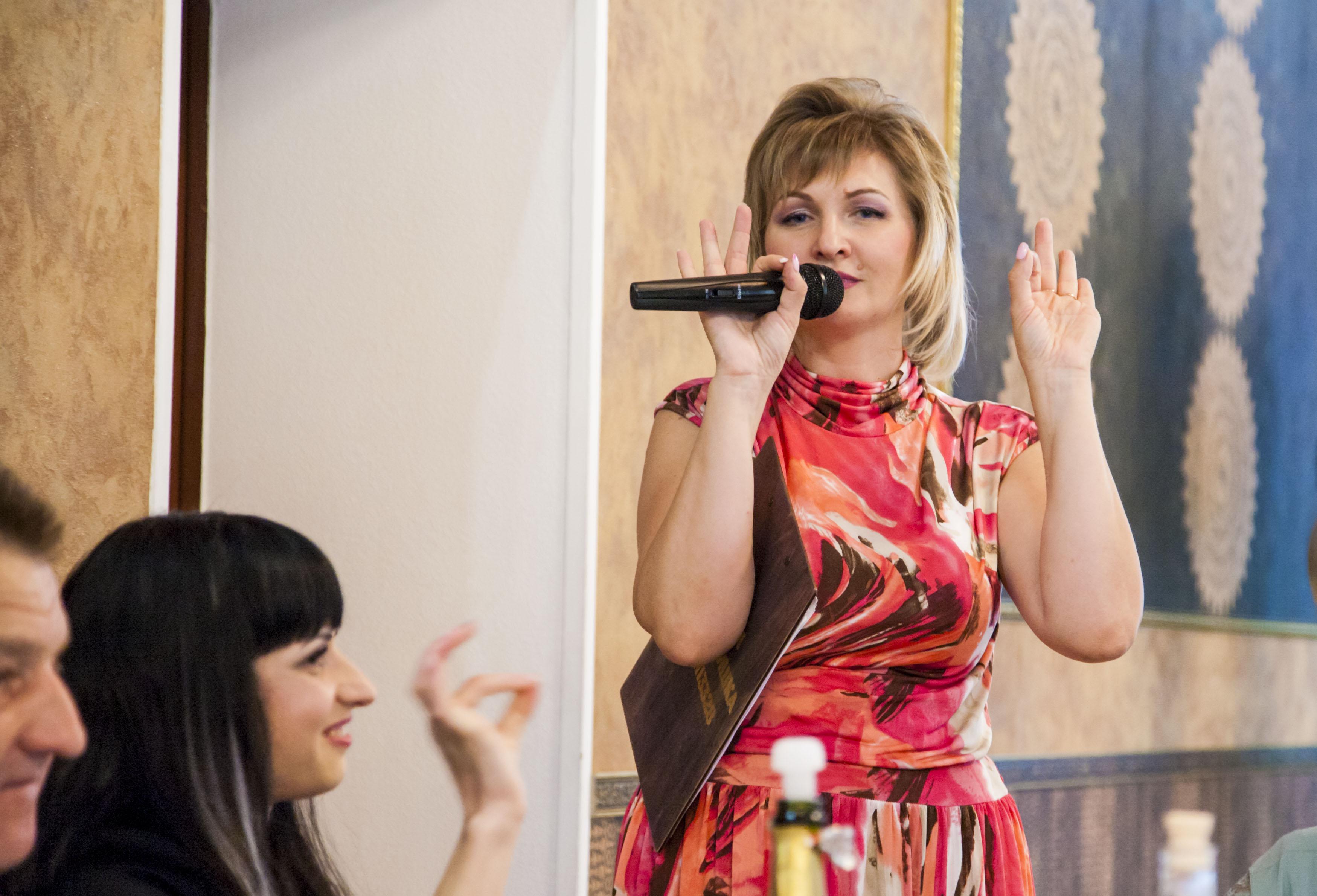 Ольга Степанова в Ростове-на-Дону