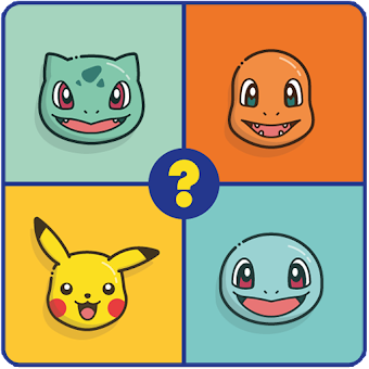 Pokemon Quiz - Guess the Name