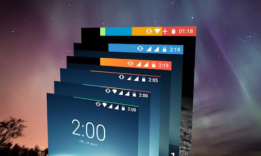 Energy Bar – A pulsating Battery indicator! 1