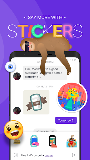 Screenshot for TextNow: Free Texting & Calling App in United States Play Store