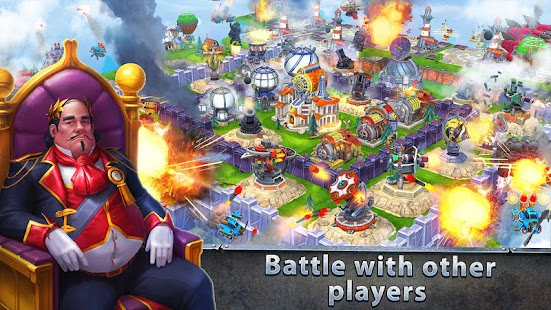 Sky Clash: Lords of Clans 3D- screenshot thumbnail