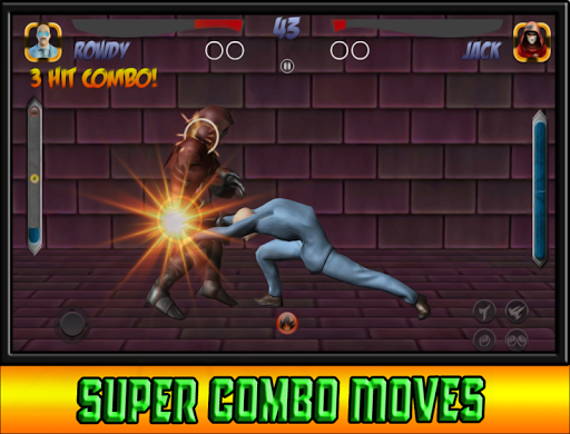 Mortal Deadly Street Fighting Game  screenshots 5