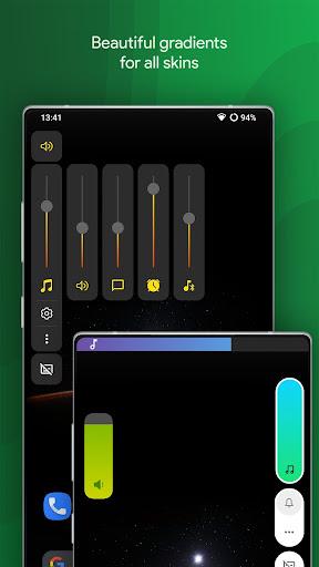 Ultra Volume: Custom Volume Slider Panel & Themes 3.2.0 screenshots 2