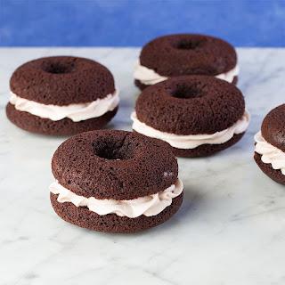 Chocolate Cherry Whoopie Do's