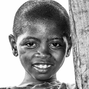 Child from Torotorofotsy by Sam W - People High School Seniors ( ramsar, andasibe, black and white, poverty, wetland, forest, torotorofotsy, madagascar )