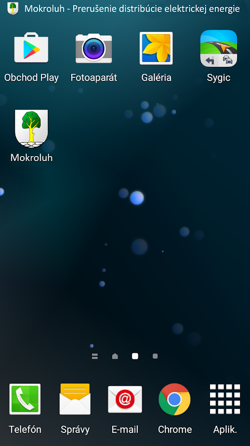 Mokroluh- screenshot