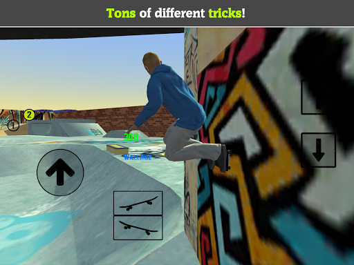 Skateboard FE3D 2 - Freestyle Extreme 3D apkdebit screenshots 13