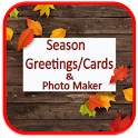 Greetings Cards Photo Maker icon
