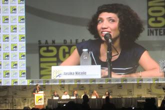 Photo: Sunday - Fringe panel; star Jasika Nicole