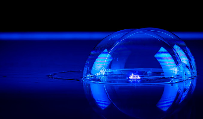 ...Mille bolle Blù di Ione
