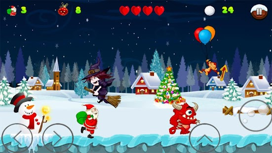 Christmas Santa Adventure- screenshot thumbnail