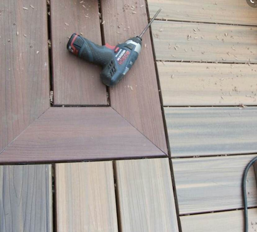 remove deck boards with nails