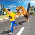 Wild Tiger City Rampage 2019 icon