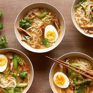 Miso Noodle Bowl.