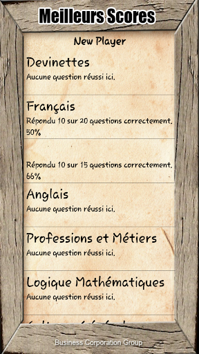 Grand Jeux 1.5 screenshots 8