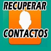 Como recuperar Contactos