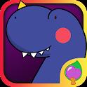 Dino Kids song -Baby Dino Trio icon