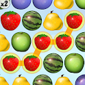 Connect Fruits Free icon