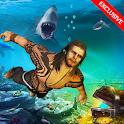 Incredible Superhero Aquaman : Underwater Hero icon