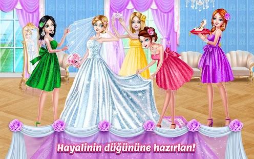 Evlen Benle-Harika Düğün Günü Ekran Görüntüsü