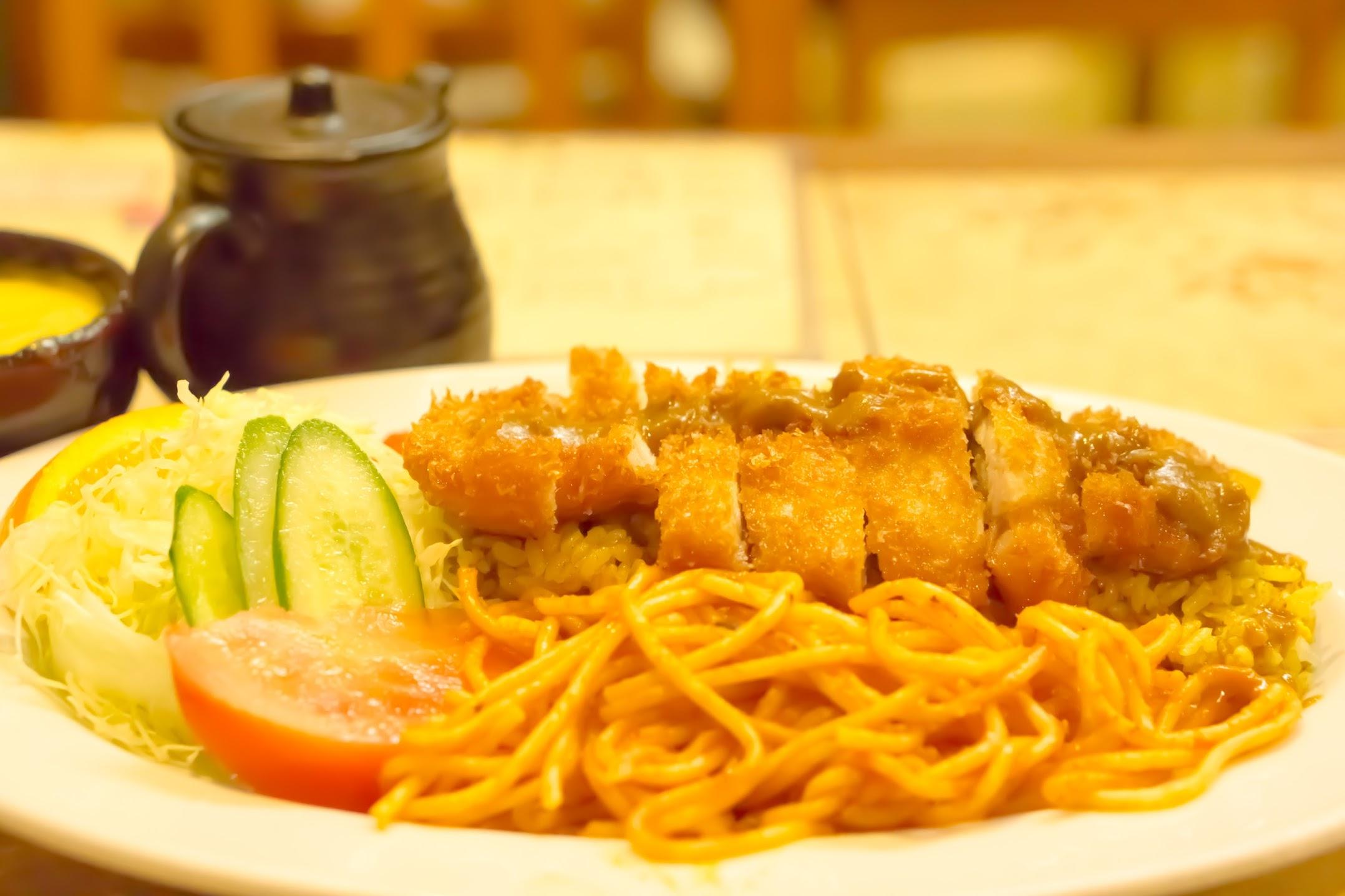 Nagasaki Kitchen Seiji Turkey rice