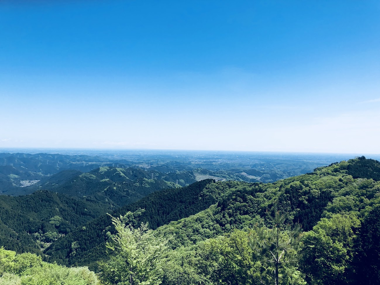 "the summit of ""Mt.Iwatakeishi"""