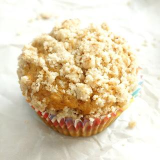 Vegan Apple Pie Muffins