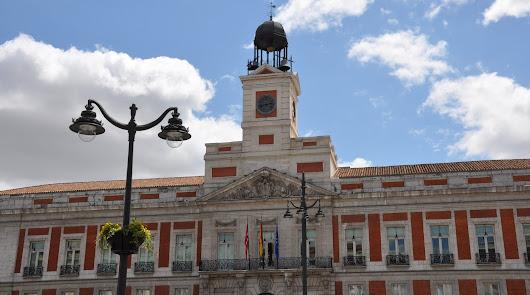 Grupo Control vigilará la Puerta del Sol