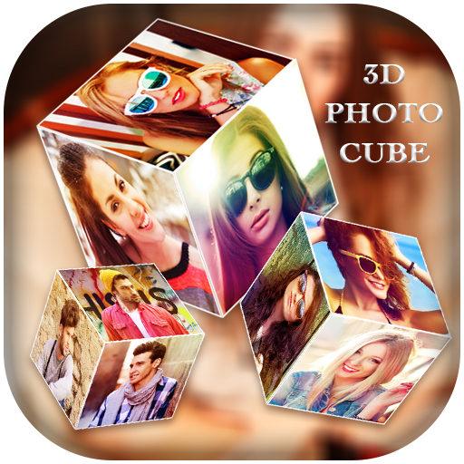 3D Photo Cube Live Wallpaper file APK for Gaming PC/PS3/PS4 Smart TV