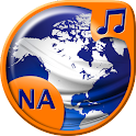 Ringtone App North America icon