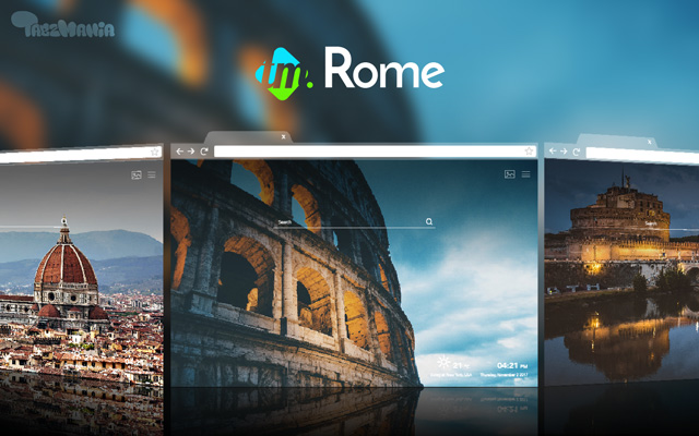 Amazing HD Wallpaper of Rome Italy