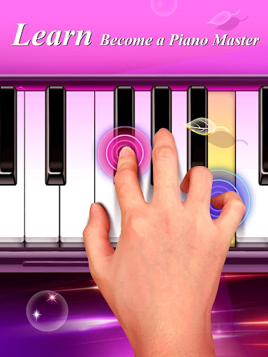 Piano Pink Master: Magic Music Tiles 1.10 screenshots 9