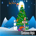 Christmas Night Free icon