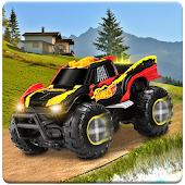 Mud Crazy Monster Off Road Destruction Game Free