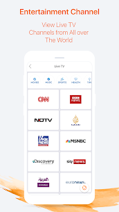 ringID- Live Stream, Live TV  and  Online Shopping 5