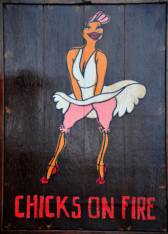 Chicks On Fire Holloway