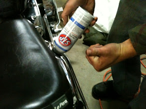 Photo: Mike: I give the STP Multipurpose Motor Treatment a thumbs up! I've used many other STP products regularly over the years - and this will definitely be something that I add to my regular purchases.