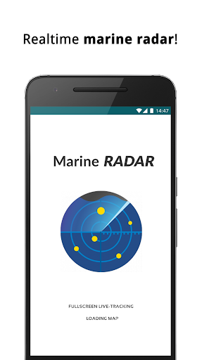 Marine Radar screenshot 1