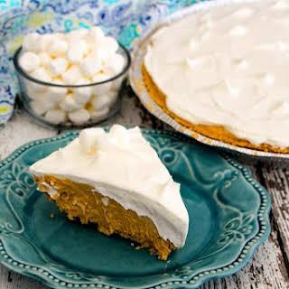 Cookie Mallow Pie.