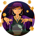 Fortune teller free psychic reading & palm reading icon