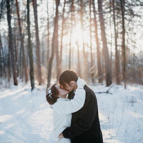 Wedding photographer Ivan Obyskalov (obyskalovivan). Photo of 21.01.2018