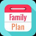 FamilyPlan® - Familiekalender icon