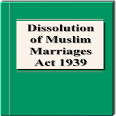 India The Dissolution of Muslim Marriages Act 1939